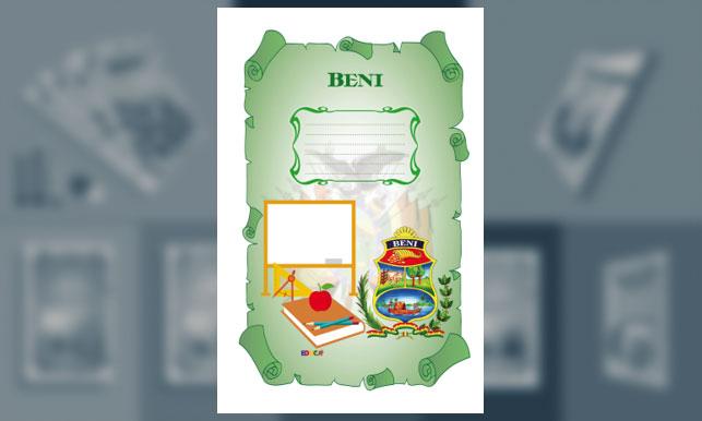 Carátula de Beni (Tamaño Oficio)