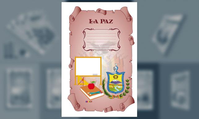Carátula de La Paz (Tam. Oficio)
