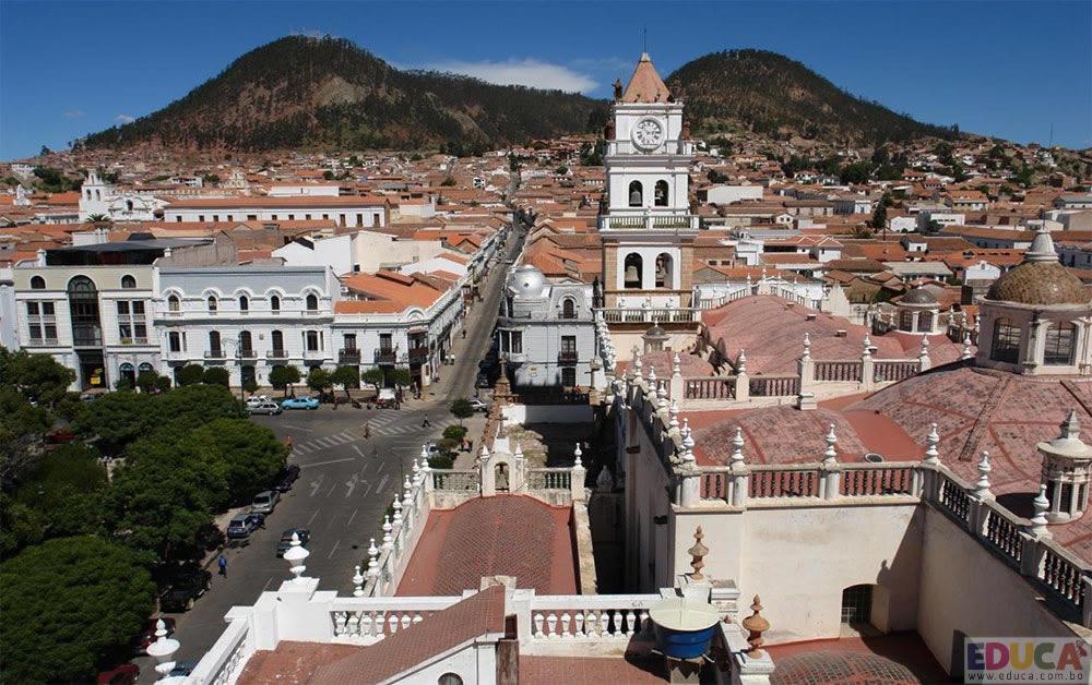 Resultado de imagen para Sucre Bolivia