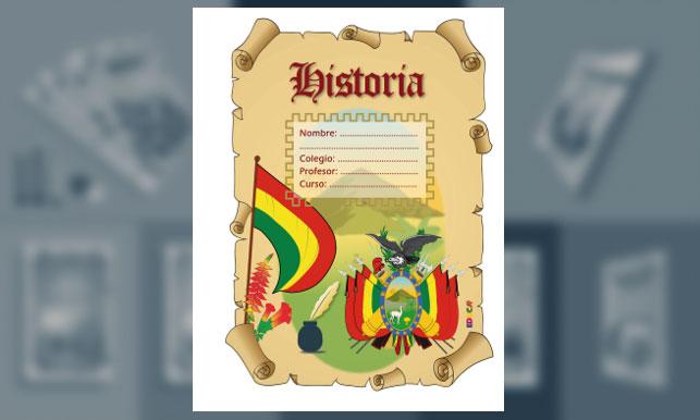Carátula para la Materia Historia (tamaño carta) (1)