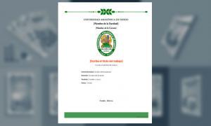 Carátula, Universidad Amazónica de Pando (2)