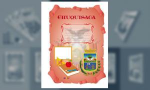 Carátula del Depto. de Chuquisaca (tamaño carta)