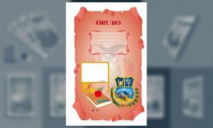 Carátula de Oruro (Tam. Oficio)