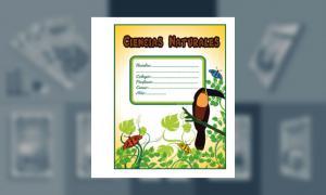 Carátula de Ciencias Naturales (tamaño carpeta) (2)