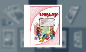 Carátula de Lenguaje (tamaño carpeta)