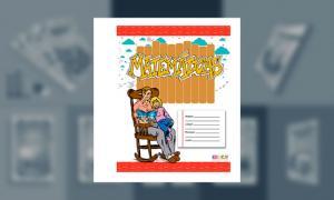 Carátula para cuaderno de Matemáticas (tamaño carpeta)