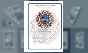 Carátula - Universidad Técnica de Oruro (UTO)