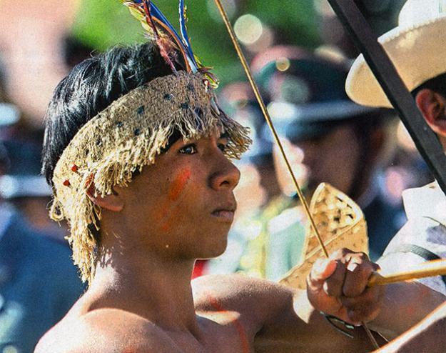 36 etnias de Bolivia