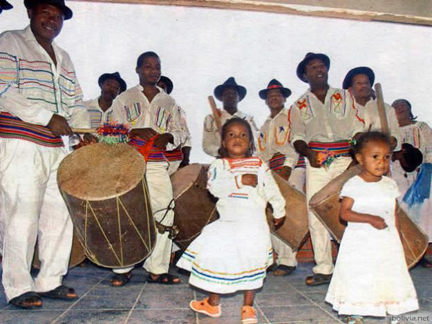 Etnia Afrobolivianos Bolivia