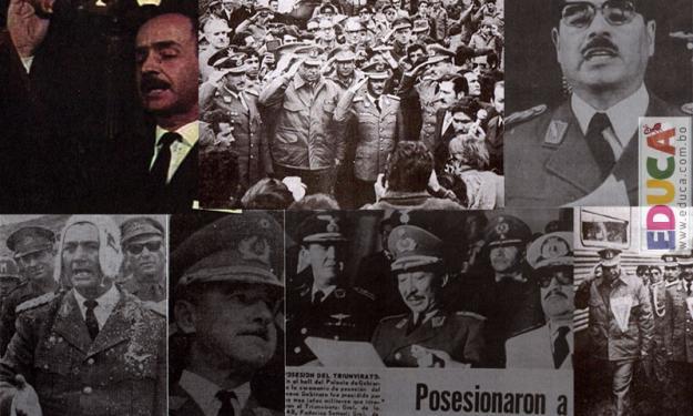 Dictadura Militar en Bolivia 1964-1978