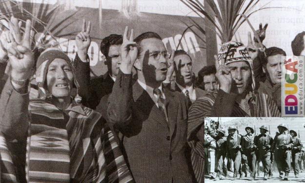 La Revolución Nacional (1952-1964)