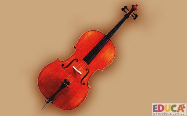 El Violín - instrumentos folkloricos Bolivia