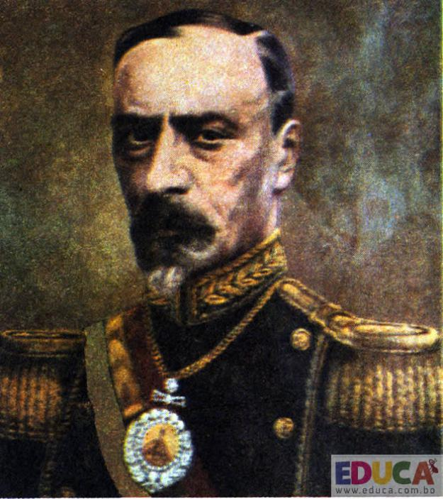 gral José María Achá