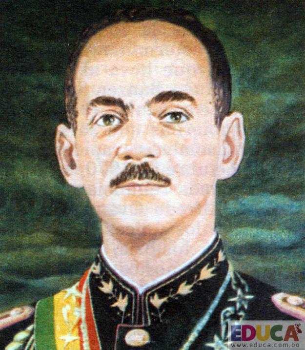 Hugo Bánzer Suarez