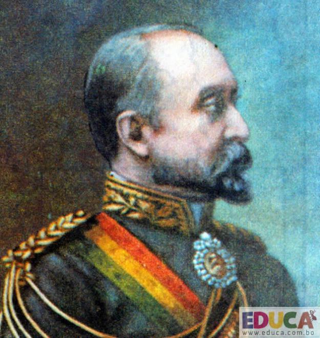 gral José Manuel Pando