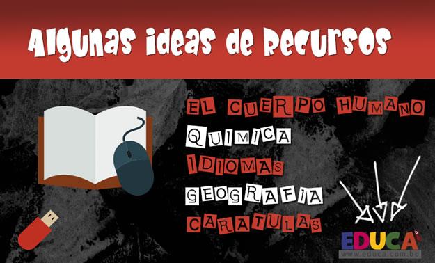 recursos ideas