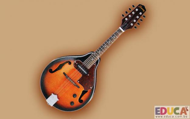 Mandolina - instrumentos folcloricos bolivia