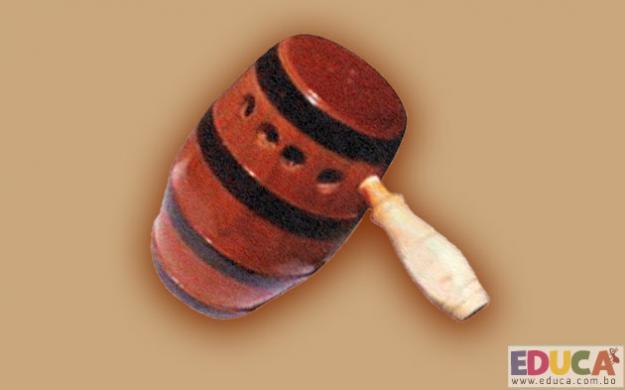 Matraca - instrumentos musicales bolivianos