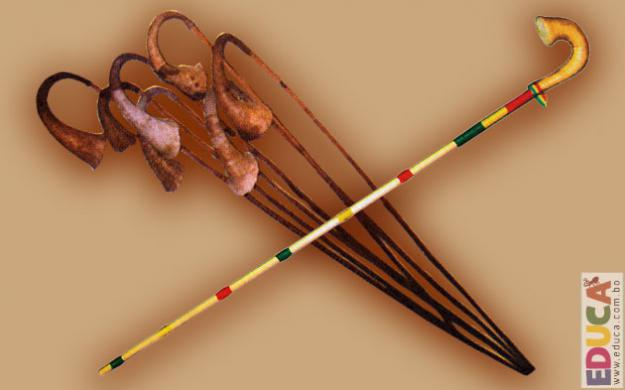 Las Cañas (cañas chapacas) - instrumentos folklóricos bolivianos