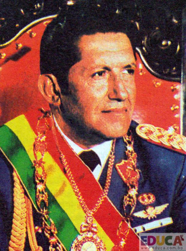 Luis García Meza Tejada