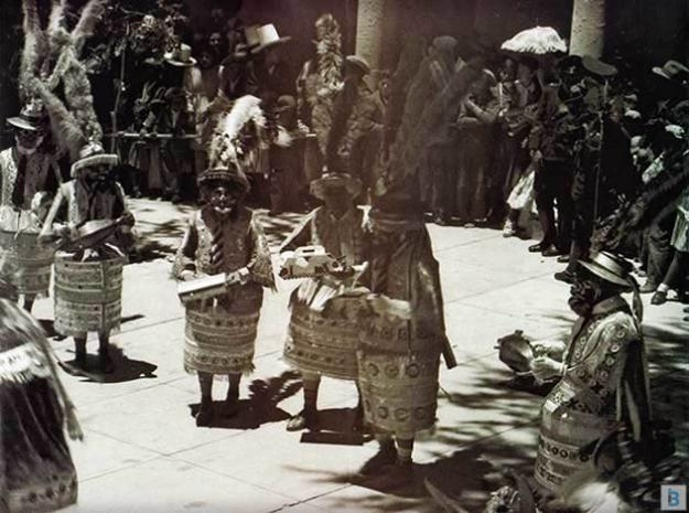 Oruro y su Carnaval
