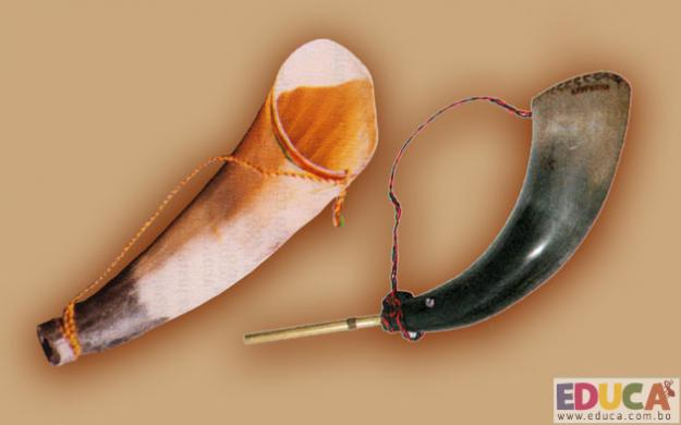 El Pututu - instrumentos folkloricos bolivianos