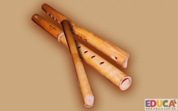 Quena Quena - Instrumentos folklóricos bolivianos