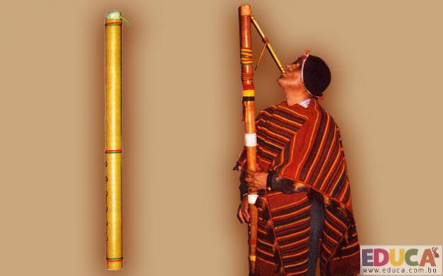 Senqatanqana – Tokhoro - Instrumentos folklóricos bolivianos
