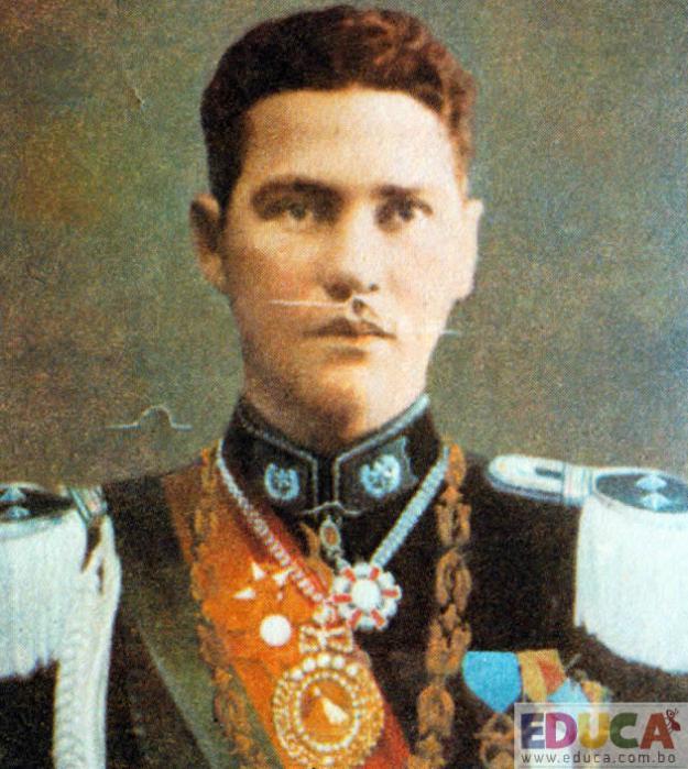Germán Busch