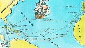 Conquistas y colonias