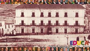banner presidentes de bolivia