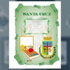 Carátula del Departamento de Santa Cruz (tamaño carta)