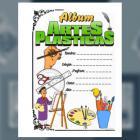 Carátula Álbum Artes Plásticas (Hoja Tamaño Carta)