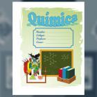 Carátula para Química (tamaño carta)