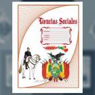 Carátula de Ciencias Sociales (tamaño carta)