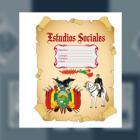 Carátula de Estudios Sociales (tamaño carpeta)